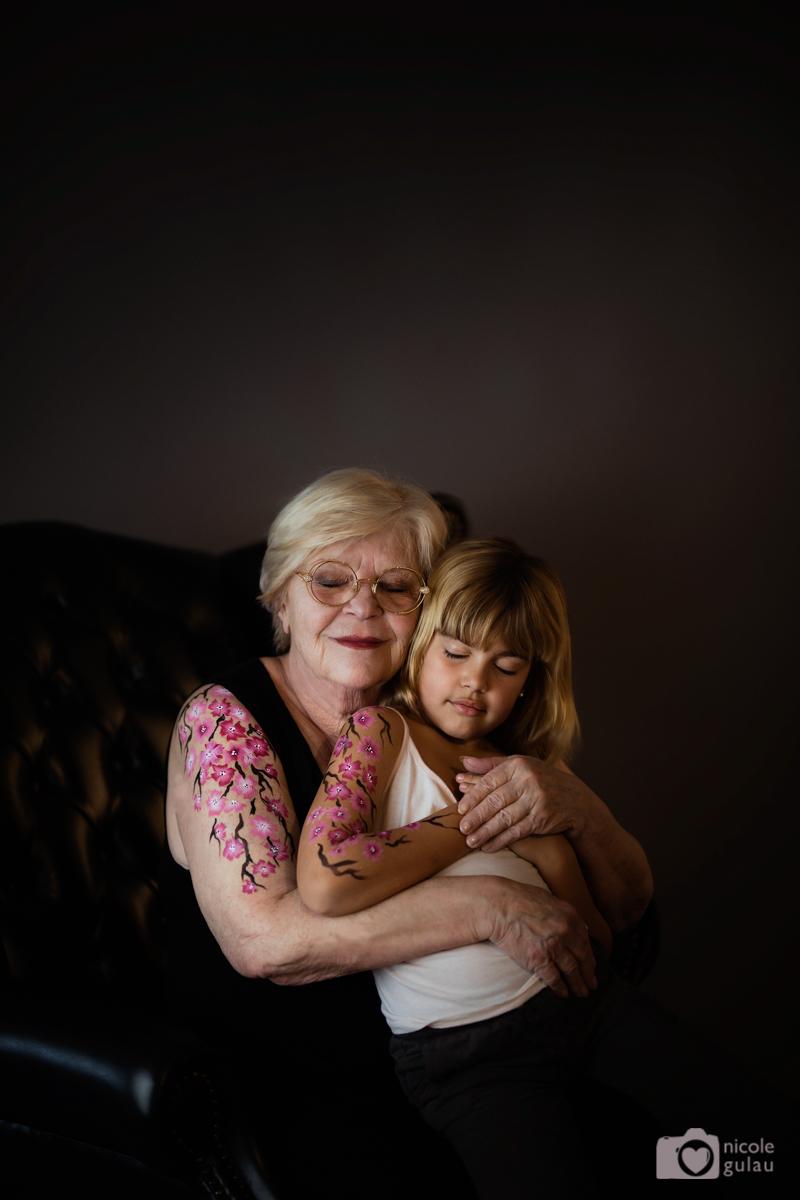 Lazos Emocionales abuela nieta