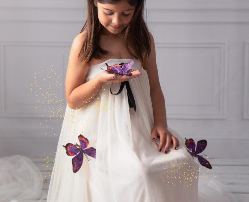fotografías creativa niños