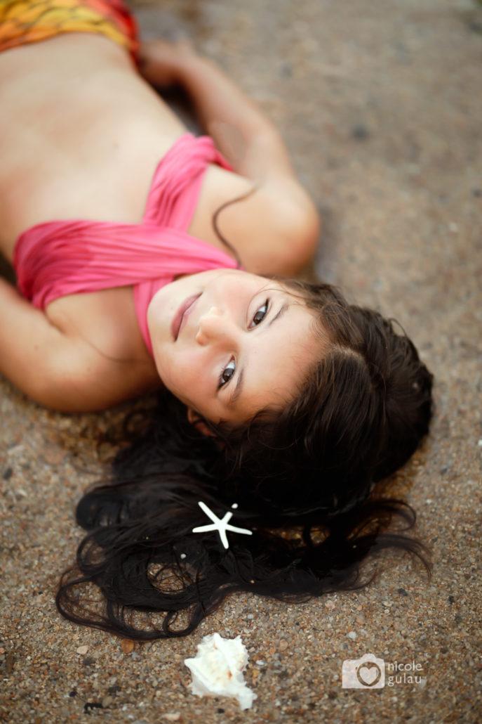 Sesión Sirena Infantil